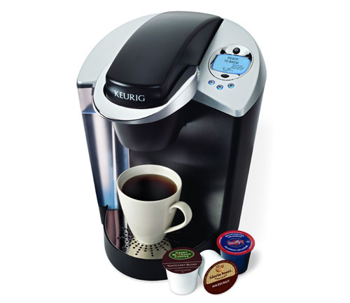 Keurig K79 A Gloss Cinnamon Gourmet Single Cup Home Brewing System